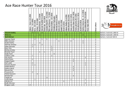 ace race hunter tour 2016 BODY