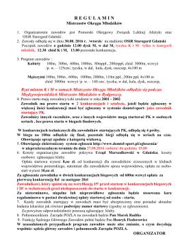 regulamin - DomTel