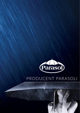 Katalog parasoli