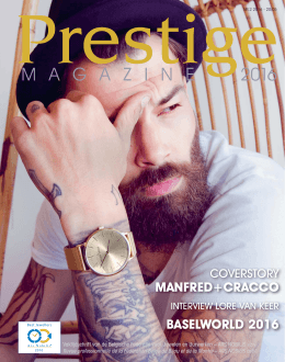 manfred+cracco baselworld 2016