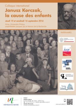 Janusz Korczak, la cause des enfants