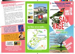 AOÛT 2016 - La Salvetat-sur