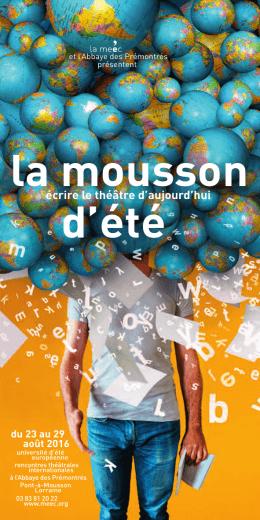 le programme - La Mousson d`été