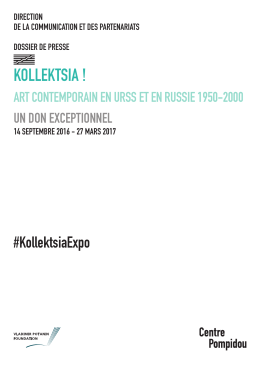 Dossier de presse (PDF - 1,08 MB)