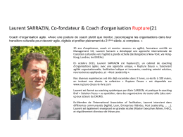 Laurent SARRAZIN - Ithaque Coaching