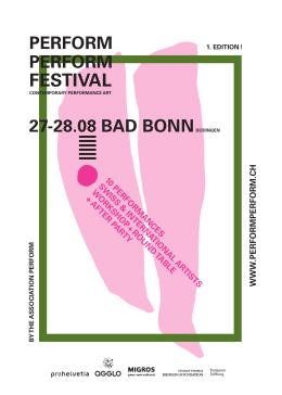 festival - Perform Perform | Perform Perform