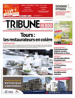 Télécharger le PDF - La Tribune Hebdo de Tours