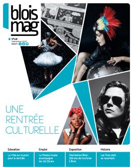 Septembre 2016 - Ville de Blois
