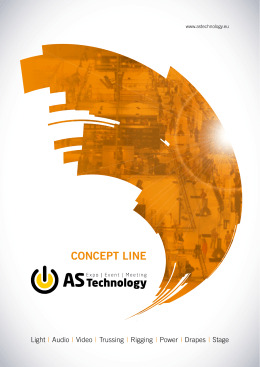 concept line - AS Technology
