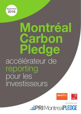 évaluer l`empreinte carbone de leurs portefeuilles