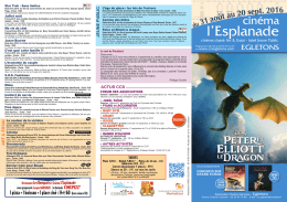 télécharger le programme du mois au format pdf