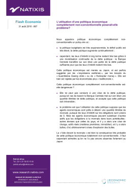 Flash Economie - research.natixis.com