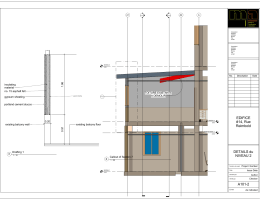 PLAN D`AMENAGEMENT -PHASE 6 - NIVEAU 2