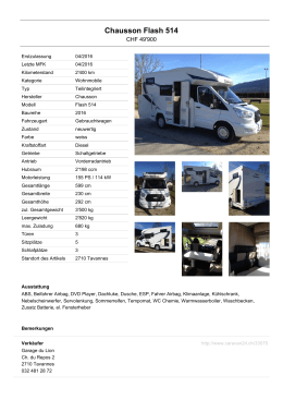 Chausson Flash 514