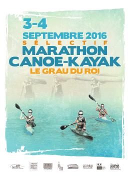 Invitation SN Marathon Le Grau du Roi 04-09-2016