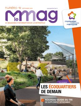 les écoquartiers de demain - Montpellier Méditerranée Métropole