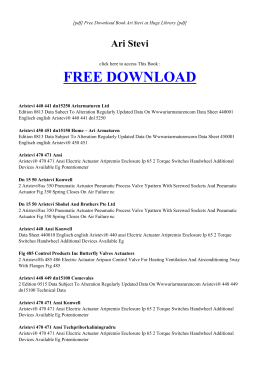 ARI STEVI   Free eBook PDF