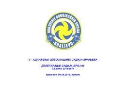 Delegiranje 01 – KUP