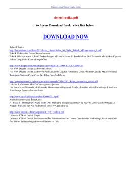 sistem logika pdf