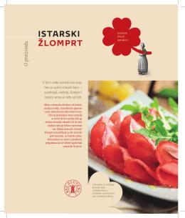 istarski žlomPrt
