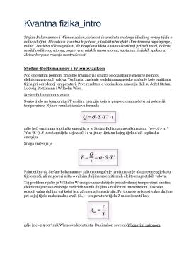 Kvantna fizika