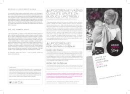 PDF upute - LocoLobo
