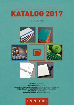 CJENIK proizvodnog kataloga 2016/17