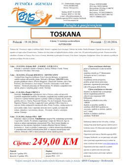 Toskana - BnS Company