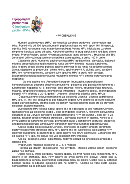 hpv cijepljenje - Nastavni Zavod za javno zdravstvo PGŽ