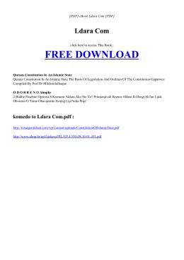 LDARA COM   Free Ebook
