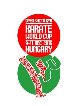 Nyílt Shito-ryu Világkupa, Budaörs, 2016. december 10.