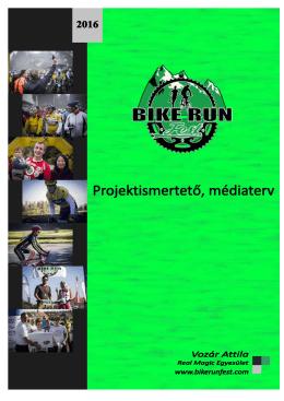 Bike Run Fest Beharangozó 2016