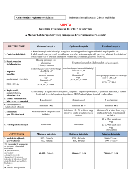Az intézmény regisztrációs kódja: Intézményi megállapodás
