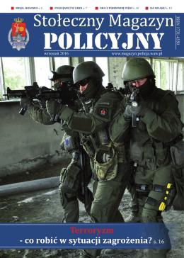 nr 9/2016 - Stołeczny Magazyn Policyjny