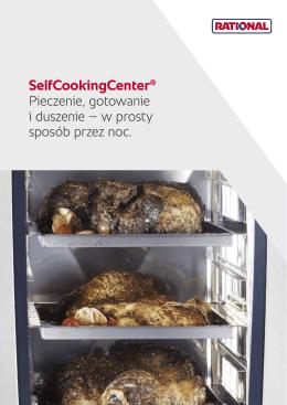 SelfCookingCenter® Pieczenie, gotowanie i duszenie