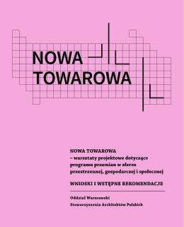 NOWA TOWAROWA – warsztaty projektowe