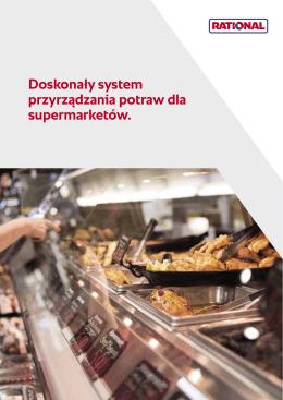 Doskonały system przyrządzania potraw dla