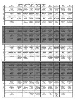 Plan lekcji 4-6