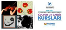 Kültür Sanat Etkinlikleri Ekim`de Başlıyor