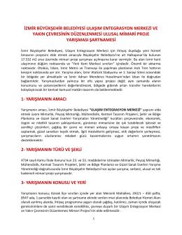 izmir büyükşehir belediyesi ulaşım entegrasyon merkezi
