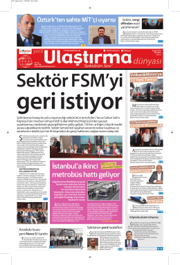 İstanbul`a ikinci metrobüs hattı geliyor