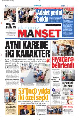 Parkın hali içler acısı - Antalya Haber - Haberler