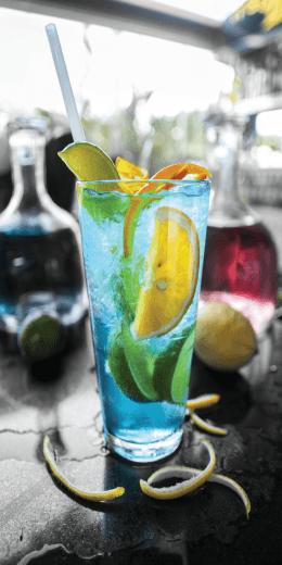 alkollü içecekler