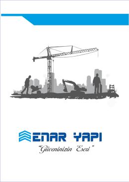 E-Katalog - ENAR YAPI