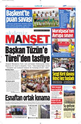 Sezgi Kırıt davası ikinci kez başladı - Antalya Haber