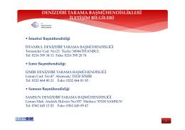 İstanbul Başmühendisliği