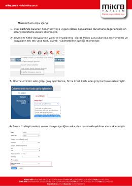 Mikrofortuna Versiyon Güncellemesi 09.09.2016