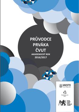 Průvodce prváka ČVUT 2016/2017 - České vysoké učení technické