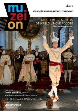 Muzeion 3/2016 - Muzeum umění Olomouc