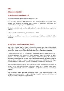 Více informací PDF